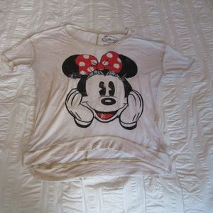 🌸3 for $20 🌸Women's Minnie Mouse tee shirt